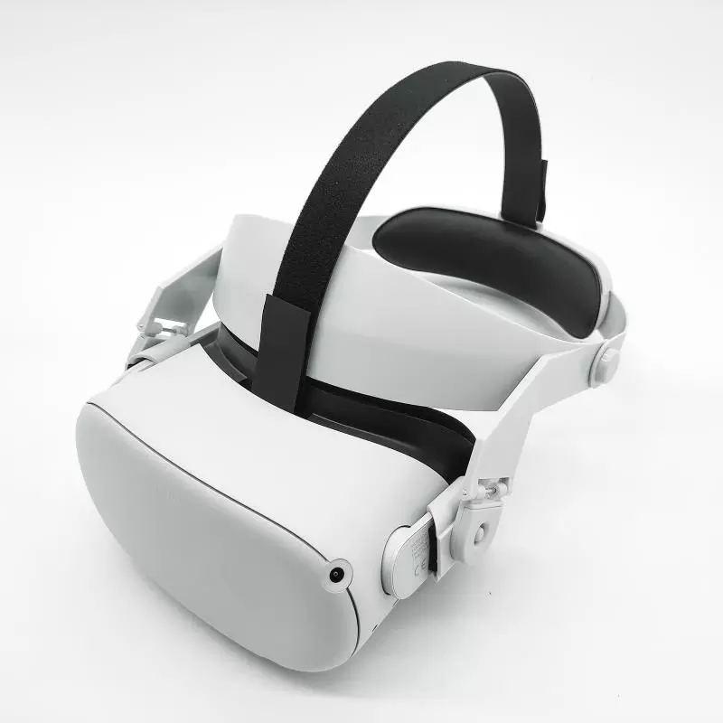 Регулируемый ремешок для Oculus Quest 2 Halo для Oculus Quest 2 Elite ремешок 100% подходит для головы удобные аксессуары для VR-гарнитуры