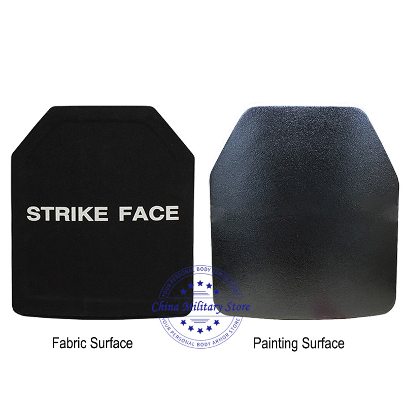 10-12-Inch-NIJ-Level-IIIA-PE-Bulletproof-Ballistic-Plate-Level-3A-Stand-Alone-Ballistic-Bulletproof (4)