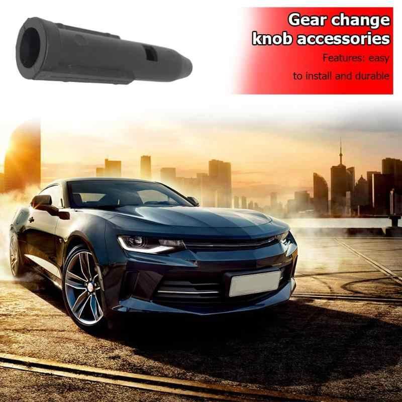 Adaptador de palanca de cambios de coche negro para Peugeot 106 107 206 207 301 fabricación elaborada duradera