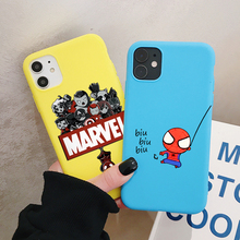 Spiderman Marvel Phone Case for Huawei P30 P20 P10 Pro Lite