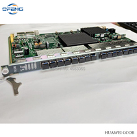 Original 16 ports GPON board GCOB with 16 SFP modules GC0B used for AN5516 01 AN5516 04 AN5516 06 OLT