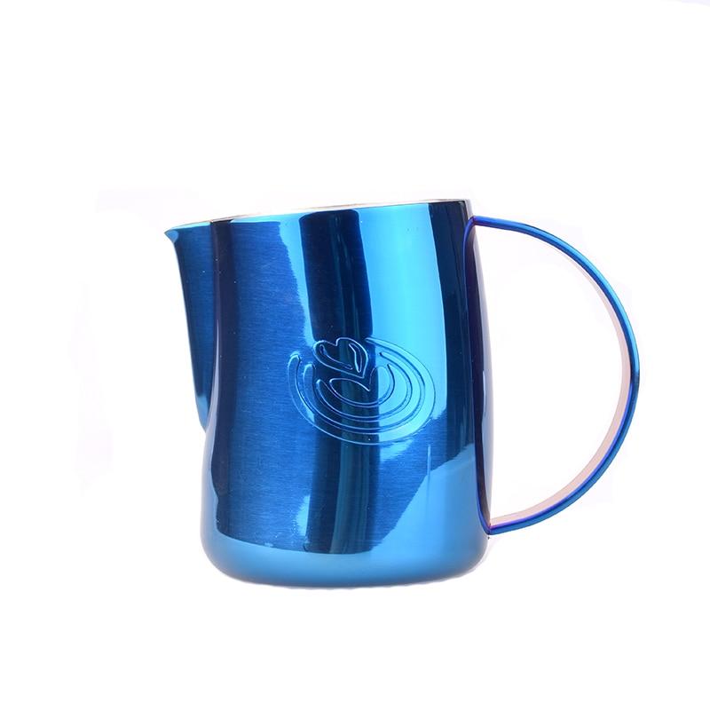 Kuvvet EVO sürahi Barista Swag Asaf Rauch süt sürahi paslanmaz çelik süt köpürtme sürahi Espresso kahve Mug500ml