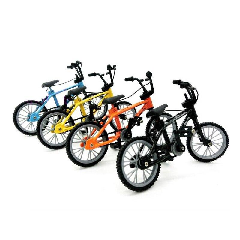 WCIC Мини горный велосипед детская игрушка Landschaft пальцевый велосипед миниатюрные украшения микро пейзаж пальцевый велосипед|Статуэтки и миниатюры|   | АлиЭкспресс