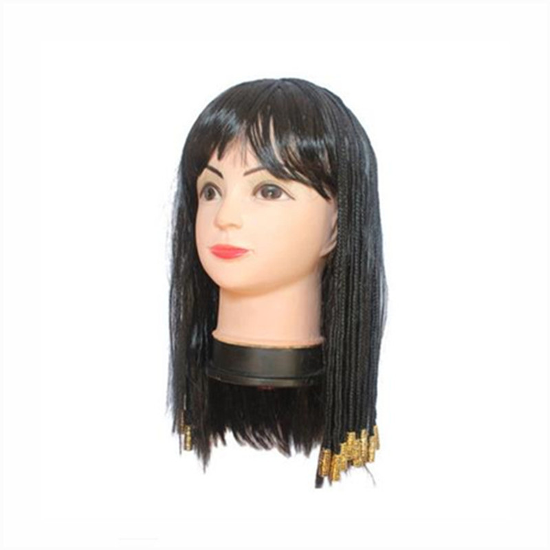 Egypt Cleopatra Cosplay Costumes Children Girls Holiday Performance Costume Adult Greece King Costume