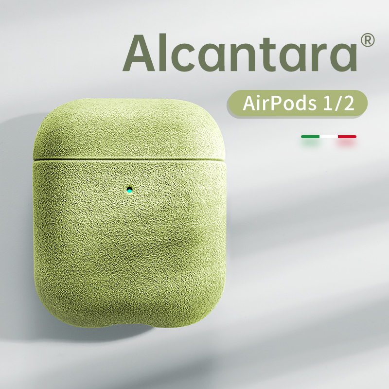 AirPods12 green