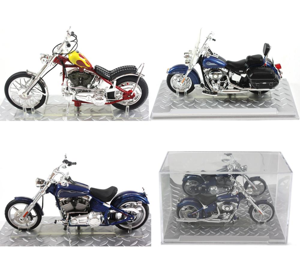 1:24  Rare  Static Model Of American Retro Motorcycle  Many Styles  Collection Model