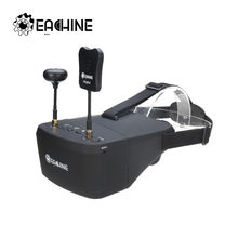 Eachine EV800D 5,8G 40CH 5 Zoll 800*480 Video Headset HD DVR Vielfalt FPV Brille Mit Batterie Für RC Modell RC Drone Teile(China)