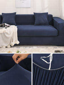Sofa-Covers Sofa-Protector Couch Chaise Lounge Armchair Stretch Elastic Living-Room L-Shape