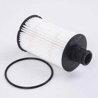 Substituição direta lr011279 c2d3670 peças do filtro de óleo das gaxetas 2 pces duráveis   -
