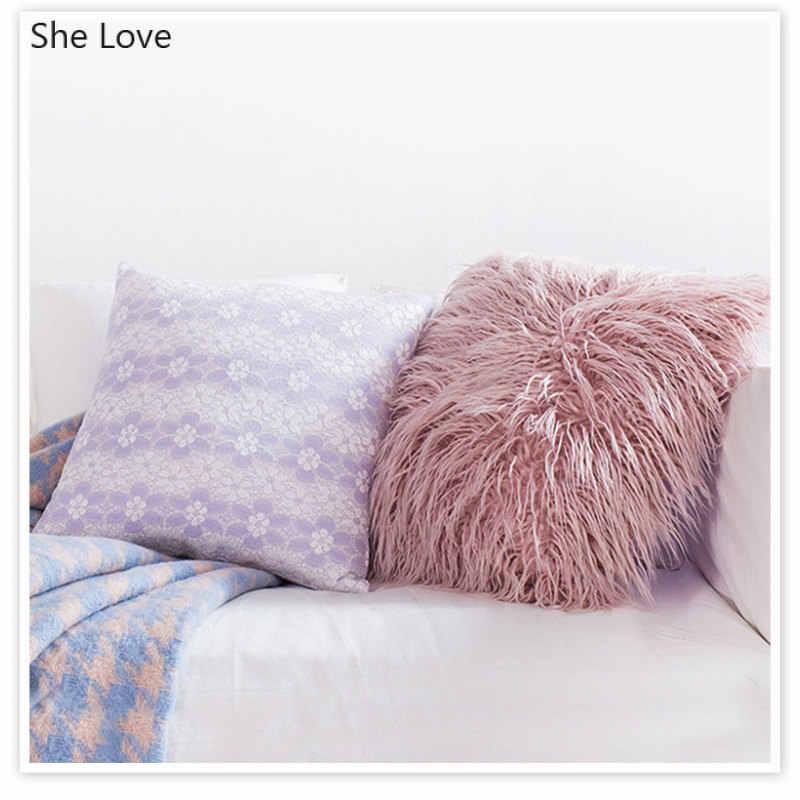 O aşk 40x50cm yumuşak peluş giyim örme flanel kumaş fotoğraf sahne giyim ev tekstili kanepe dikiş malzeme