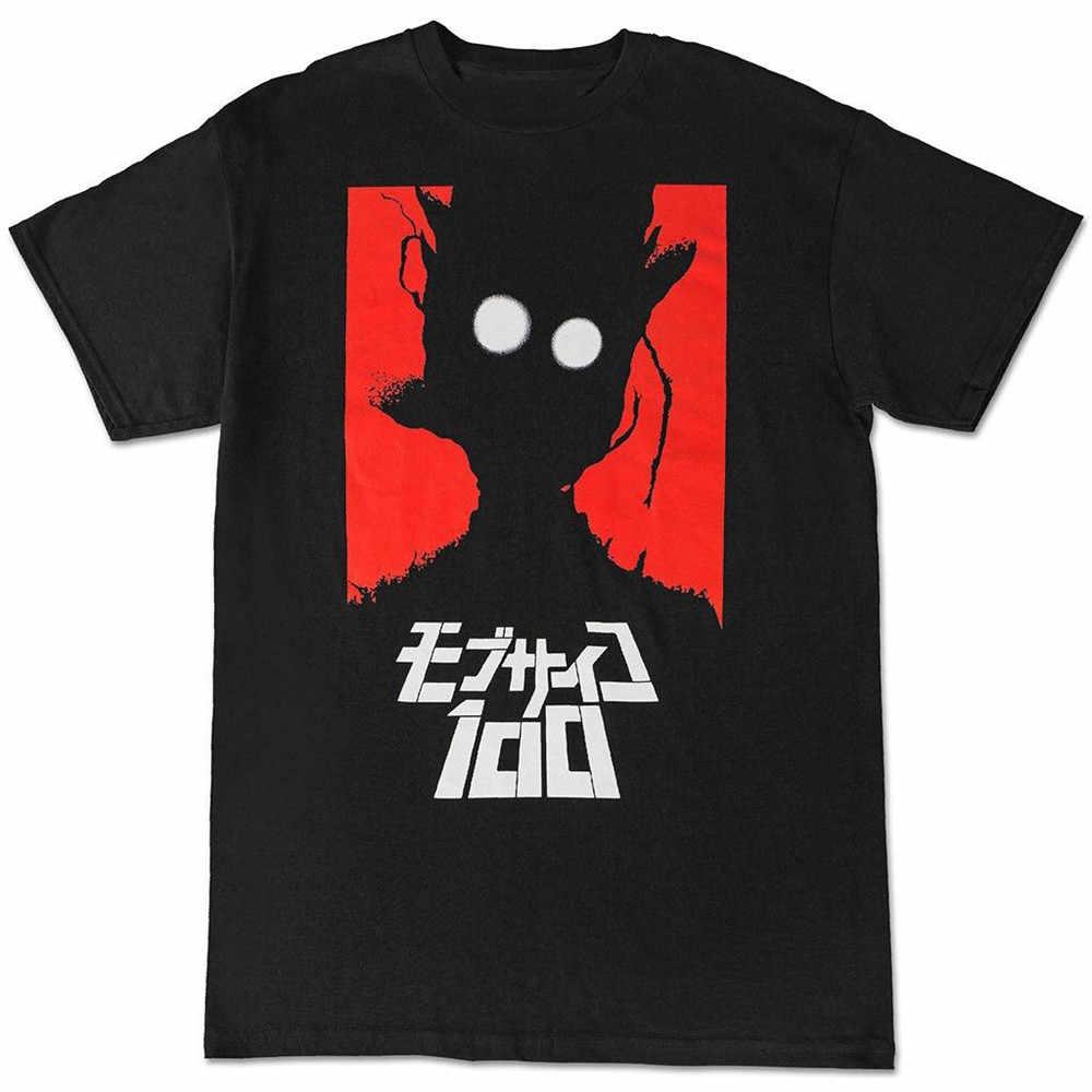 Mob Psycho 100 T-Shirt (Medio) Psichico Esper Esclusivo Bottino Anime Cassa Manga Modelli di Base Tee Shirt