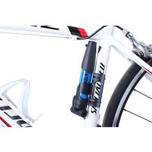 DUUTI Mini Portable High-strength Plastic Bicycle Air Pump Bike Tire Inflator Light Accessories MTB Road Cycling D40