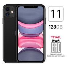 Смартфон Apple iPhone 11 128GB [новая версия, российский магазин, гарантия производителя, доставка из Москвы от 1 дня]