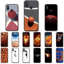 Babaite Basketball basket silicone case for xiaomi mi a1 a2 lite redmi note 2 3 4 4x 5 5a 6 mobile phone accessories cltgxdd 5 10pcs headphone audio jack socket for xiaomi 4 4c 5x a1 redmi 1s 2 2a 3 3s 3x 4a 4pro prime max2 note 1 2 3 3pro 4 4x