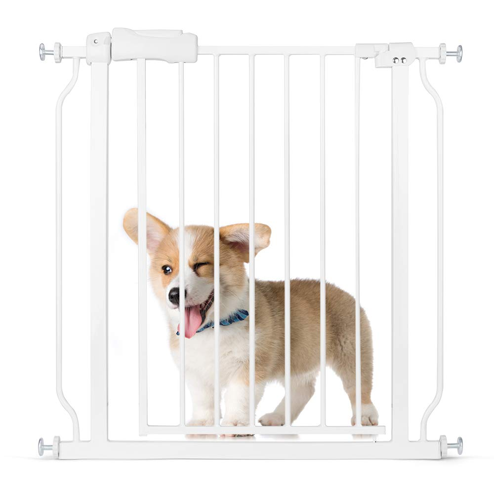 Baby gate for Child Protection and Isolation from Unsafe Places like Stairs and Kitchen 1