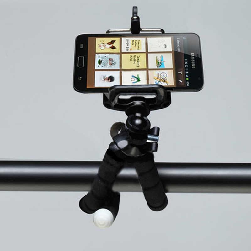 Esnek ahtapot bacak telefon tutucu standı destek mobil Tripod Elephone E10 PX Pro / U Pro C1 C1X S7 Mini a4 A5 A6 Max A7H
