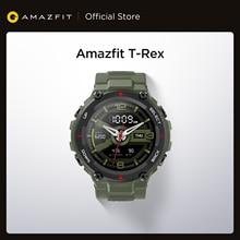 Amazfit-reloj inteligente t-rex CES, pulsera con 14 modos deportivos, 5ATM, GPS/GLONASS, MIL-STD, para iOS y Android, 2020