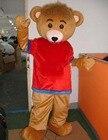 Bear Mascot Costume ...
