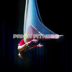Image 3 - Ad alta Quota Aerea Yoga Amaca Yoga Rete Da Pesca Appesa Al Netto Altalena Rete di Corda Appesa Al Netto Letto Netto di Yoga Sala