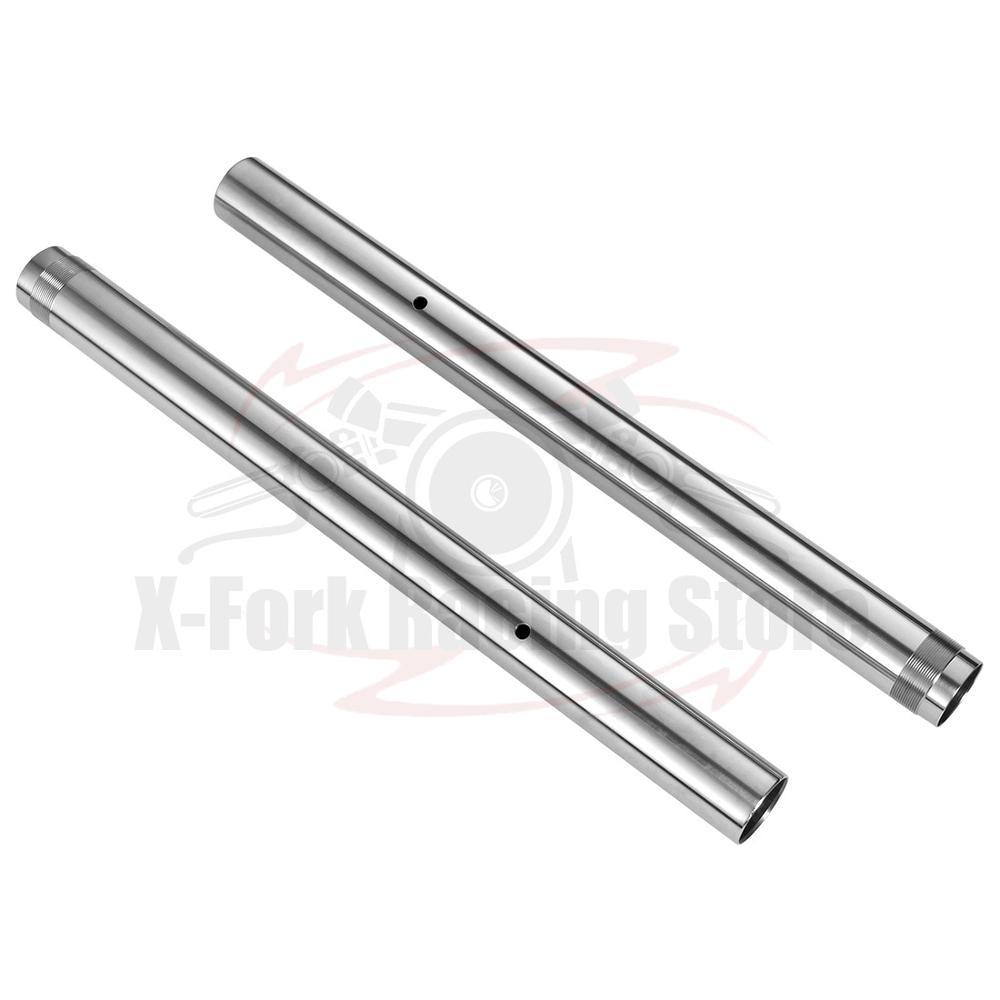 Fork Pipe For Suzuki GSX650F 2008 2009 2010 2011 Front Fork Inner Tubes