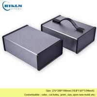 Vender https://ae01.alicdn.com/kf/Hc32440ade734453b9c2d3694951b0866F/Caja de Proyecto de caja de aluminio caja de conexiones de amplificador DIY caja de Proyecto.jpg