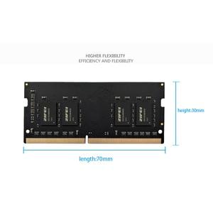 Image 5 - ZIFEI DDR4 8GB 4GB 16GB 32GB 2133 2400 2666 MHz so dimm SDRAM 노트북 메모리 RAM