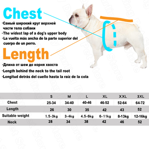 Image 5 - Fashion Dog Clothes Flashing Pet Dogs Hoodie for Dog Coat Windbreaker Reflective Clothing for Large Small Dogs Puppy Jacket Pug