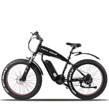 26 cal rycerz elektryczny rower górski 48V bateria litowa 1500w szybki silnik opony tłuszczu rower elektryczny tłuszczu ebike max 70km/h