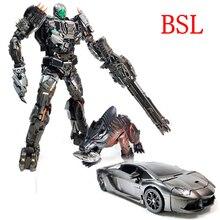 BSL 01 BSL 01 เปรูฆ่า Lockdown Steeljaw UT R01 Transformation MPM KO ขนาดใหญ่ Enlarge MP Action Figure