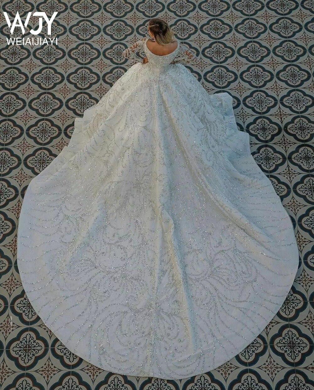 8            Luxury-Chapel-Train-Wedding-Dresses-Scoop-Neck-Long-Sleeve-Sequined-Arabic-Vintage-Bridal-Gowns-Robes-De.jpg_Q90.jpg_ (2)