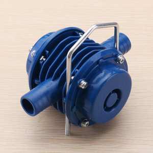 Image 4 - 25 50L/min משאבת מים חשמלי תרגיל עצמית מיני תרגיל משאבת 7mm עגול שוק DC שאיבה