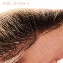 Cheveux blonds dentelle fermeture 4*4 couleur 613 1b brésilien droite vague de corps Transparent suisse dentelle fermeture Extensions de cheveux humains