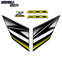 Motorcycle For Kawasaki Z800 13-14-15-16 Z 800 2013-2014-2015-2016 Sticker Full Kit Applique High Quality Whole Vehicle Decal motorcycle rubber gripper soft seat cover for kawasaki kx85 kx100 01 02 03 04 05 06 07 08 09 10 11 12 13 14 15 16 2001 2016