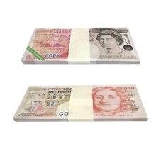 Предок деньги небо ад банкноты фунт GBP Joss Бумага деньги призрака Бумага деньги в честь предков жертвовать набор