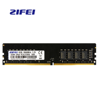 ZiFei  ram  DDR4  8GB  2133MHz  2400MHz  2666MHz  288Pin LO DIMM 1.2v dual channel motherboard for Desktop|RAMs|Computer & Office -