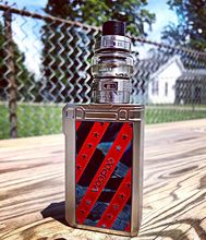Original VOOPOO Alpha Zip Kit with 180W Box MOD & 2ml/4ml Maat Tank electronic cigarette vs Drag 2/ Shogun