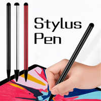 Caneta Stylus Ruchka Alça Universal Para iPhone Huawei Samsung A70 A50 Rysik Fazer Tabletu Tela Sensível Ao Toque Do Telefone Móvel Tablet Stylus