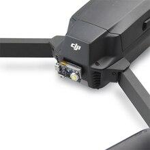 Для DJI Spark светодиодный светильник Mavic Air Mavic 2 Pro Phantom 3 4 ночник навигационный светильник Волшебная наклейка для DJI Mavic Pro Аксессуары