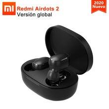 Versión global Xiaomi Redmi Airdots 2 TWS Auriculares inalámbricos, Mi True Auriculares inalámbricos Basic 2 Bluetooth 5.0 Reducción de ruido