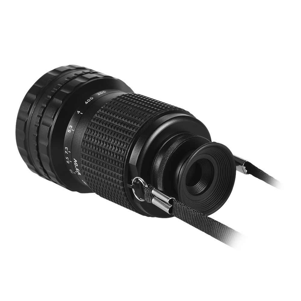 Tangxi Escena del Visor Micro HD VD-11X Visor del Director con Zoom 11X de 49 mm Rosca Frontal est/ándar con Bolsa de Almacenamiento para directores
