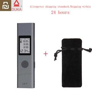 Image 1 - Youpin Duka télémètre Laser 40m LS P/LS 1S chargeur USB Portable mesure de haute précision télémètre Laser manuel anglais