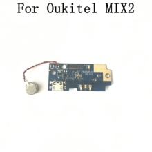 Oukitel MIX 2 Used USB Board + Vibration Motor Repair Replacement Accessories For Oukitel MIX 2 Cell Phone