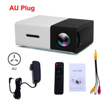 Black AU Plug
