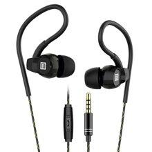 Langsdom אוזניות ריצה סטריאו ספורט אוזניות עבור טלפון Xiaomi סופר בס אוזניות Hifi אוזניות 3.5mm אוזניות עם מיקרופון