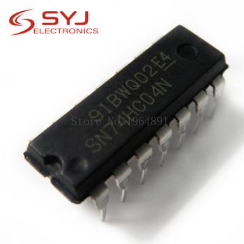 100 sztuk partia SN74HC04N DIP14 SN74HC04 DIP 74HC04N DIP-14 74HC04 nowy oryginalny w magazynie tanie i dobre opinie CazenOveyi Other International standard ESP32 ESP8266 DIY KIT DC-DC STM32