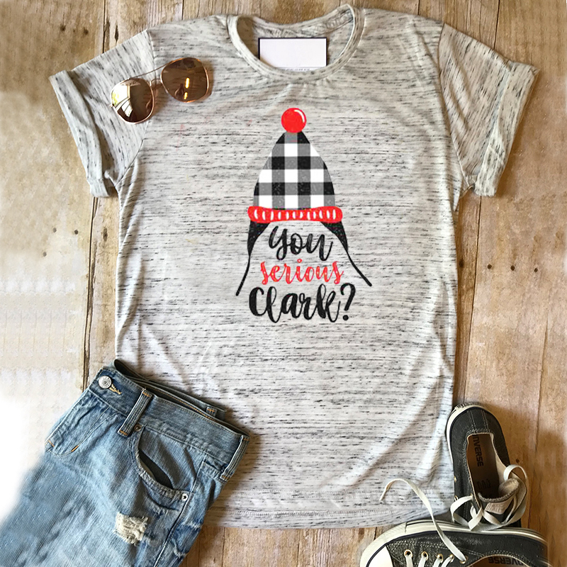 you serious clark sweatshirt christmas 2019 woman festival clothing print pullovers gothic women hoodies family
