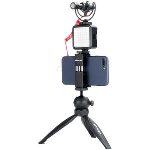 Image 3 - Ультраяркая Светодиодная панель для видеосъемки с холодным башмаком для Gopro Hero 8 7 6 5 Nikon Sony DSLR DJI Osmo набор аксессуаров для экшн камеры
