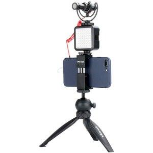 Image 3 - Painel de luz de led ultra brilhante, com sapato frio para gopro hero 8 7 6 5 nikon sony dslr dji conjunto de acessórios da câmera de ação osmo