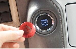 Image 5 - Нажимная кнопка зажигания двигателя для Toyota Land Cruiser LC200 Prado engine LC150