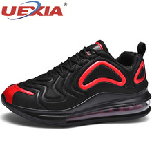 UEXIA New Outdoor Sport Breathable Lycra Unisex Shoes For Casual Sneakers Men Adult Footwear Autumn Quality Walking